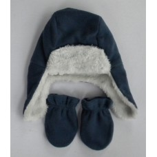 Hats /Trapper Hat and Mitten Set