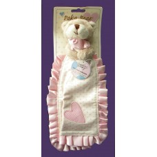 Poka Bear Blankie Collection