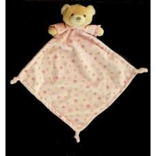 Mini Lovies /Pink Poka Bear