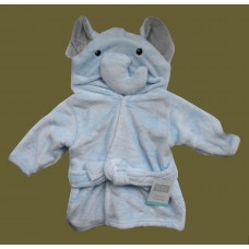 Hooded Bathrobe /Boy Elephant