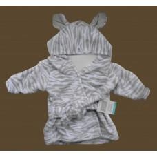 Hooded Bathrobe / Safari