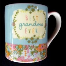 "Large Mug /""Best Grandma Ever"""