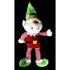 My First Christmas Elf Rattle