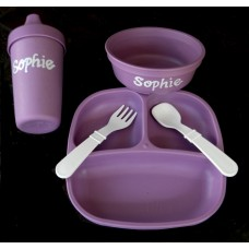 Heavy-Duty Durable 6 Pc. Dish Sets