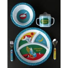 "Dish Sets /5 Pc. Dish Sets /""Goodnight Moon"""