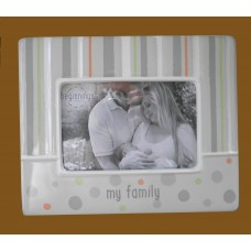 """Picture Frame /""""My Family"""""""