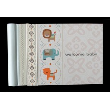 "Grandma's Brag Book /""Welcome Baby"""