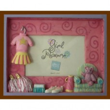 "Cheerleader Frames /""Girl Powrrr..."""