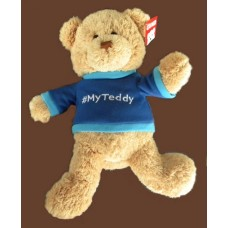 """#My Teddy"" Bear"