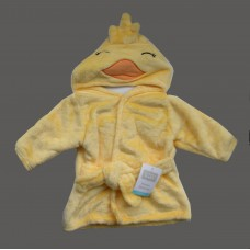 Hooded Bathrobe /Duck