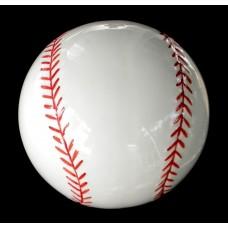 Ceramic Autograph Baseball