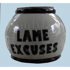 "Storage Jars /""Lame Excuses"""