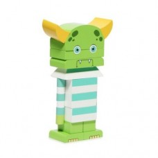 Magnetic Stack-Up Blocks /Monty The Monster