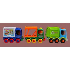 """""""Zoomsters"""" /Trucks"""