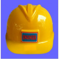 Construction Engineer's Hard Hat