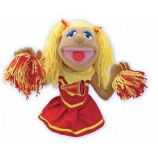 Cheerleader Puppets