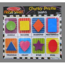 Chunky Puzzles /Shapes