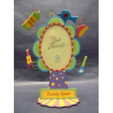 Beauty Queen Picture Frames