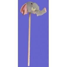 "Riding Stick /Elephant with 'Sound"""