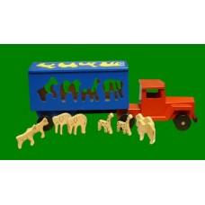 "Trucks /Wood ""Circus"" Trucks"
