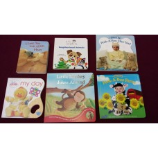 Assort Baby Books