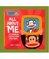 "Books /""All About Me, My World, and My Life (so far)"""