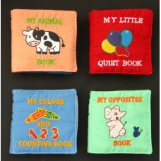 "Books ""My Little Books"" /Set of 4"