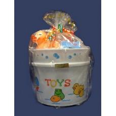 """""""BATH TOYS"""" Bath Buckets Pkge./""""Bath Toys"""""""