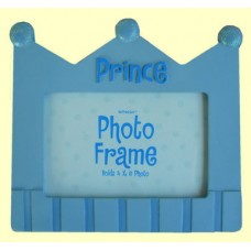 """Little Prince"" Crown Picture Frames"