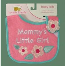"""Bibs /""""Mommy's Little Girl"""""""