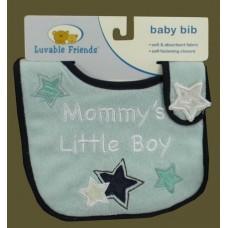 """Bibs /""""Mommy's Little Boy"""""""