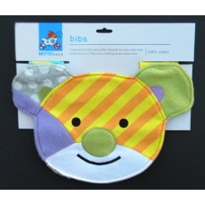 """ Hugs For You"" Bib /Bear"