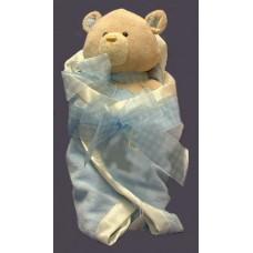 Bear Tales / Plush Bear w/ Blanket