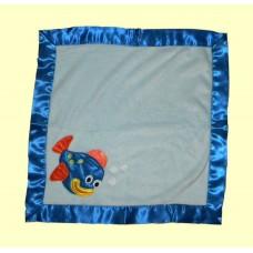 Teether Blankets /Fish