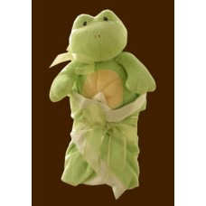 Swaddler Frogs