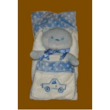 Baby's Lovey Blankie /Blue Bear