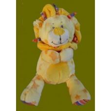 Jungle Babies Prayer Lion