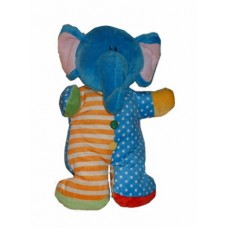 Jiggle Brights Rattle Plush /Elephants