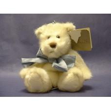 Bear With Blue Bow /Plush Bears