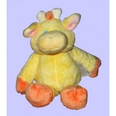 Giraffes: Chime Toys /Rattle Plush