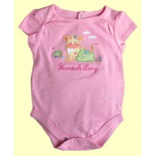 Infant Onesie with NAME (Sample) 2
