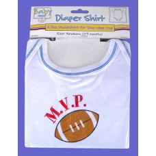Diaper Shirts / Onesies /Football