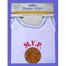 Diaper Shirts / Onesies / Basketball