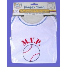 Diaper Shirts / Onesies / Baseball