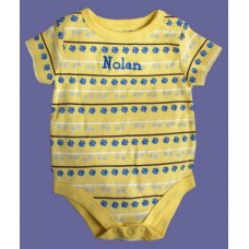 Infant Onesie with NAME (Sample) 1