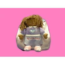 "Backpack & Doll / My Little Baby ""Jada"""