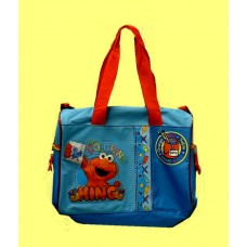 "Elmo Duffel Bags /""Coloring King"""