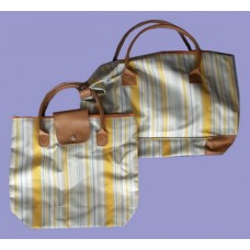 Tote Bags /Adult: 2-Pc. Set: Expandable Tote Bag & Purse