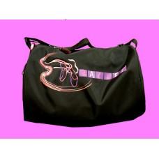 Ballet /Dance: Duffel Bags 3 /Black, Pink & Purple