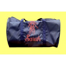 Ballet /Dance: Duffel Bags 2 /Dark Purple & Pink